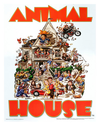 a comprehensive review on the images seen in the movie animal house After the runaway success of belushi's movie animal house, the animal house director john landis was chosen to direct the blues brothers film dan aykroyd's original script outline was roughly three times the length of a normal screenplay, so john landis re-wrote it.